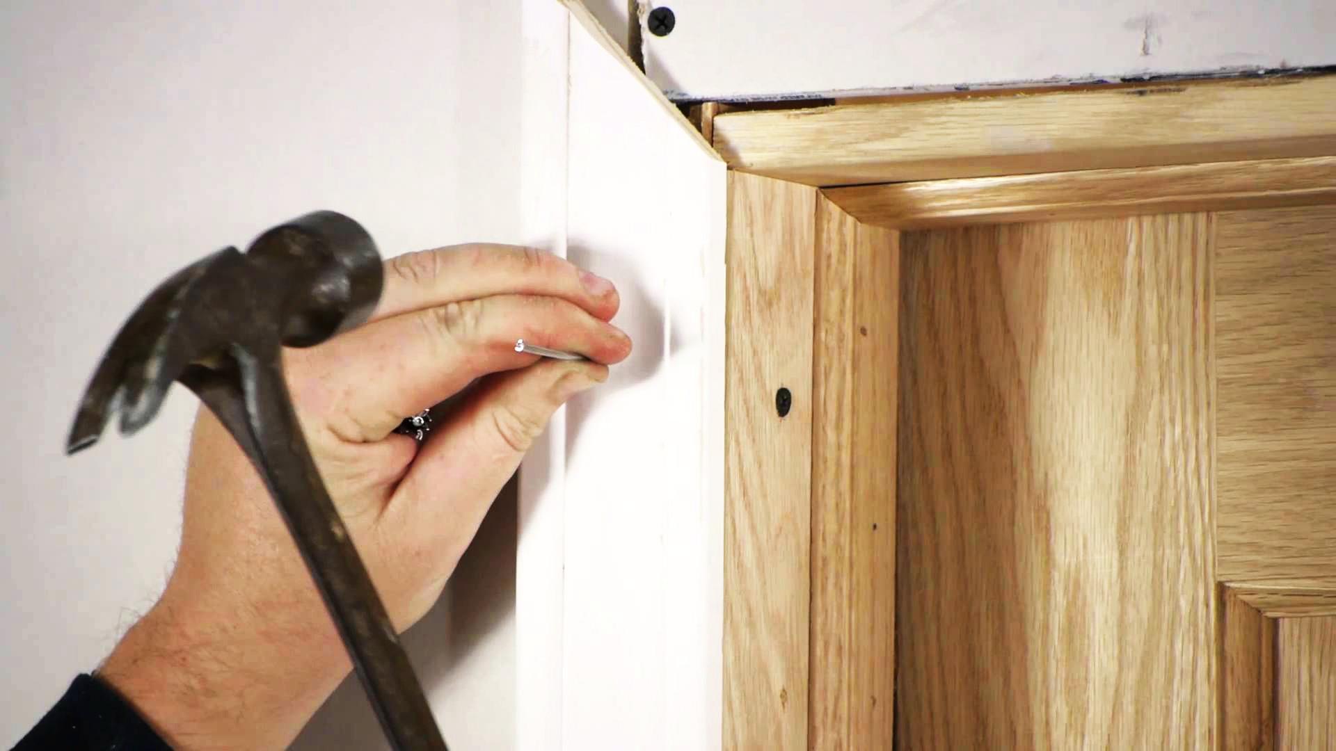 Установка межкомнатных дверей в квартире своими руками 53